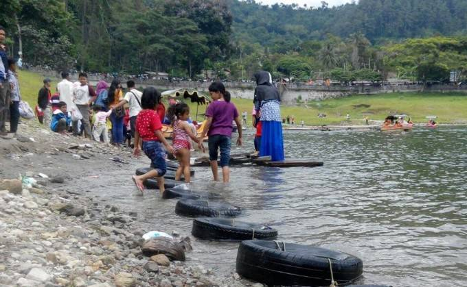 Taman Wisata Ngembag Telaga Kecil Dekat Kota Ponorogo Knpi Kab
