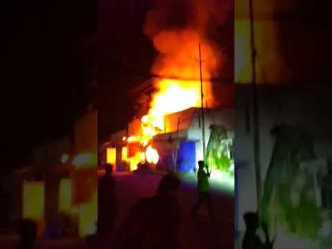 Kebakaran Sumoroto Kab Ponorogo Youtube Wisata Reog Desa Carat