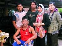 Mubeng Ponorogo Pengrajin Reog Pak Sarju Desa Carat Sumoroto Keeamatan