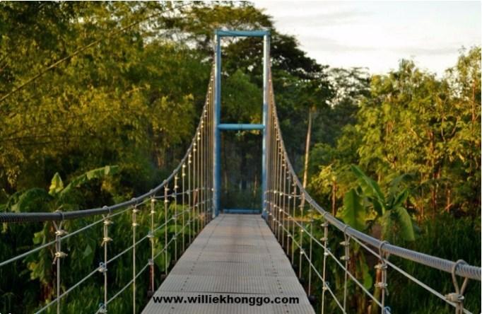 Rekomendasi Tujuan Wisata Ponorogo Jembatan Aslinya Bernama Basuki Diresmikan Oleh