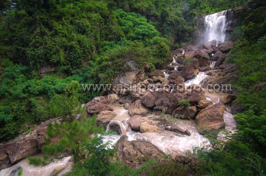 Rendra Esthyanto Blog Mengenal Tempat Wisata Ponorogo Air Terjun Sunggah