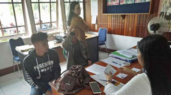 113 Pelajar Ikut Seleksi Beasiswa Kedokteran Pontianak Post Hutan Kota