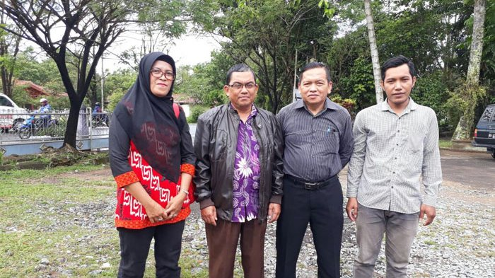 Dosen Kehutanan Untan Terapkan Multi Media Filter Tribun Pontianak Hutan