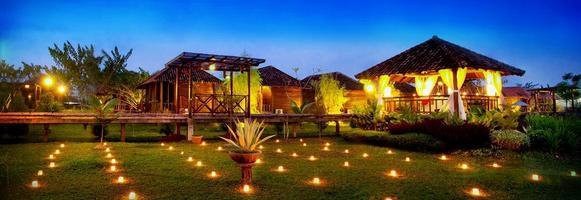 Hutan Kota Arboretum Sylva Untan Pontianak Kalimantan Barat Gardenia Resort