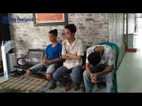 Bandar Narkoba Kampung Beting Sembunyikan 1 7 Kg Sabu Uang