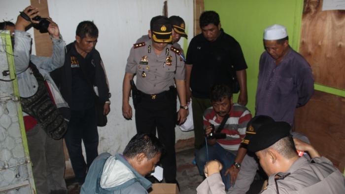 Breaking News Operasi Penggerebekan Beting Berjalan Dramatis Kampung Kab Pontianak