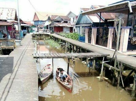 Kampung Beting Atas Air Teraju Id Img 20161102 144257 547