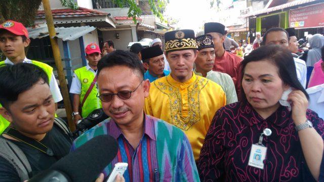 Kampung Beting Dicanangkan Jadi Keluarga Berencana Wakil Wali Kota Pontianak
