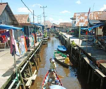 Kampung Beting Potlot Adventure Kab Pontianak