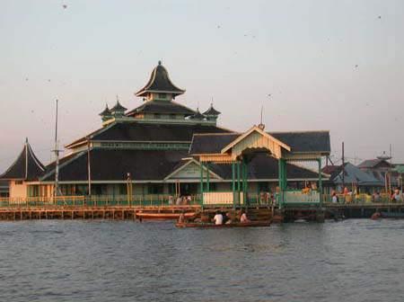 Kampung Beting Sejarah Terlupakan Saewad Panjang Kota Pontianak Kalimantan Barat