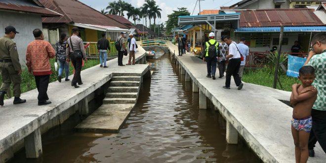 Kementerian Pupr Kota Pontianak Tata Rumah Kumuh Pinggir Kapuas Img