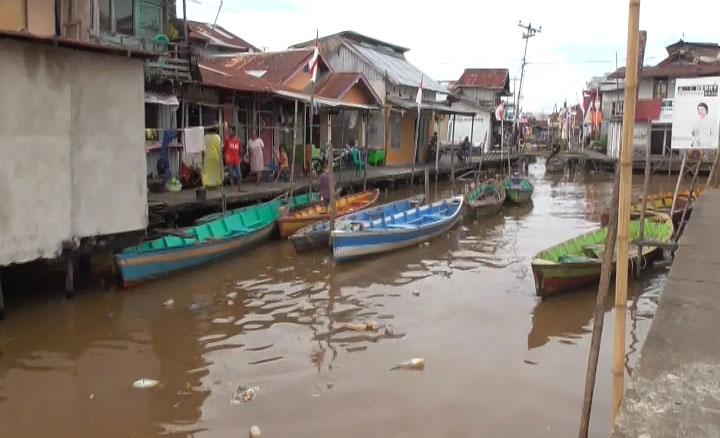 Pemekaran Kampung Beting Pusat Anggarkan 98 Miliar Kalbaroke Pontianak Kab