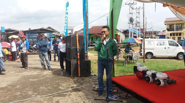 Pemkot Pontianak Fokus Benahi Kampung Beting Tribun Kab