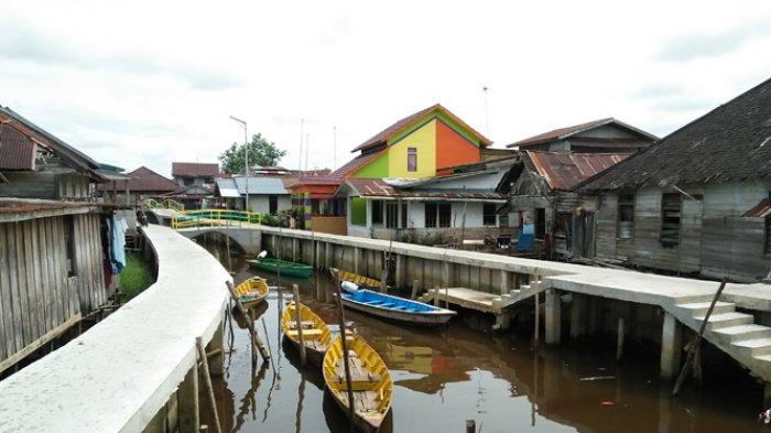 Penataan Kampung Beting Diyakini Berdampak Terhadap Kehidupan Sosial Kab Pontianak