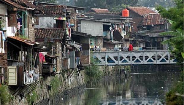 Pontianak Masuk Prioritas Penataan Pemukiman Pinggir Sungai Bisnis Cibeunying Bandung