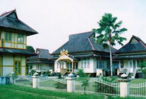 Artikel Tentang Kalimantan Barat Keraton Sambas Pusat Pemerintahan Kesultanan Kadriah