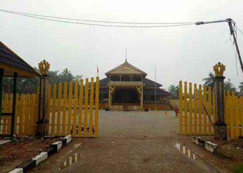 Keraton Pontianak Post Kawasan Istana Kadriah Direvitalisasi Dikembalikan Sesuai Bentuk