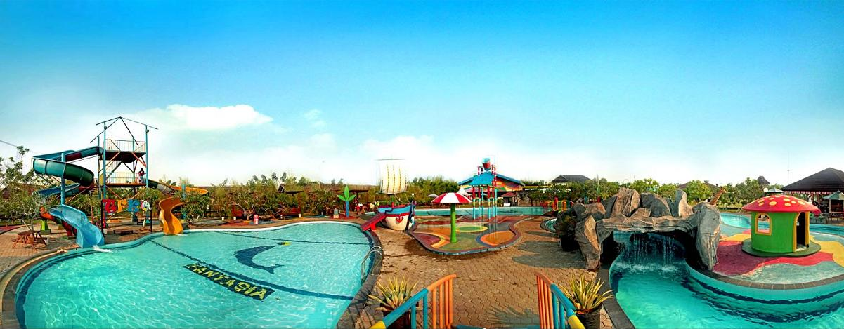 Gardenia Resort Spa Taman Fantasia Kalbar Wisata Pontianak 93 326083
