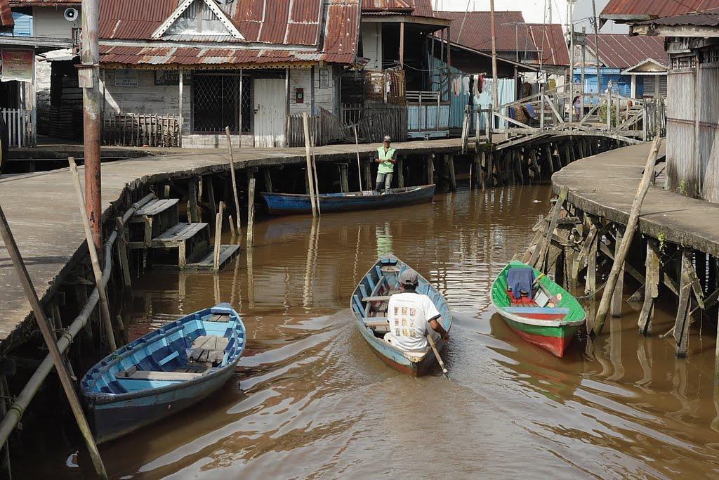 Kampung Beting Pontianak Kalimantan Barat Wisata 49016807 Kolam Renang Jc