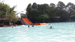 Oeray Woww Liburan Menyenangkan Water Park Pool Jc Oevaang Pontianak