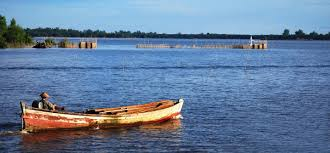 Pantai Sui Kakap Kab Kubu Raya Kalimantan Barat Wisata Pontianak