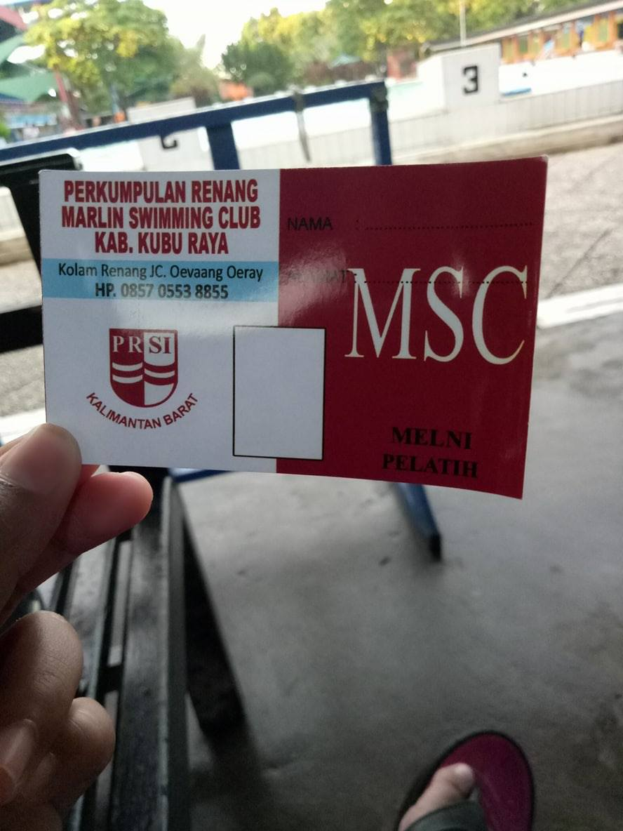 Perkumpulan Renang Msc Marlin Swimming Club Tmpat Latihan Kolam Jc