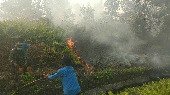 Tag Libur Asap Kebakaran Tebal Pondok Pesantren Hidayatul Muslimin 1