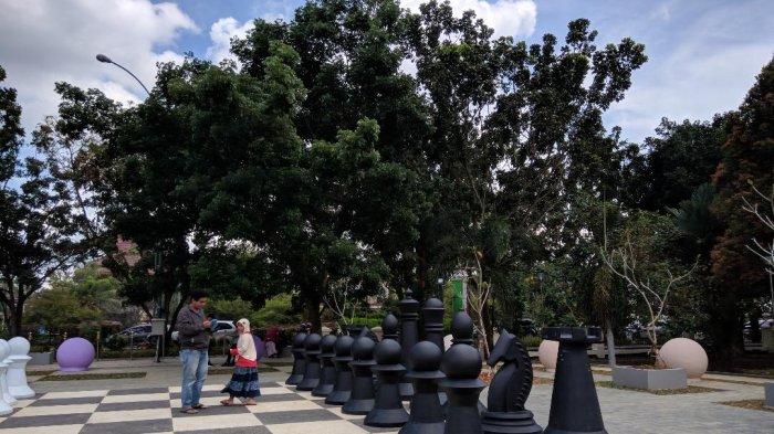 Tag Libur Taman Yani Arboretum Sylva Untan Jadi Tujuan Moment