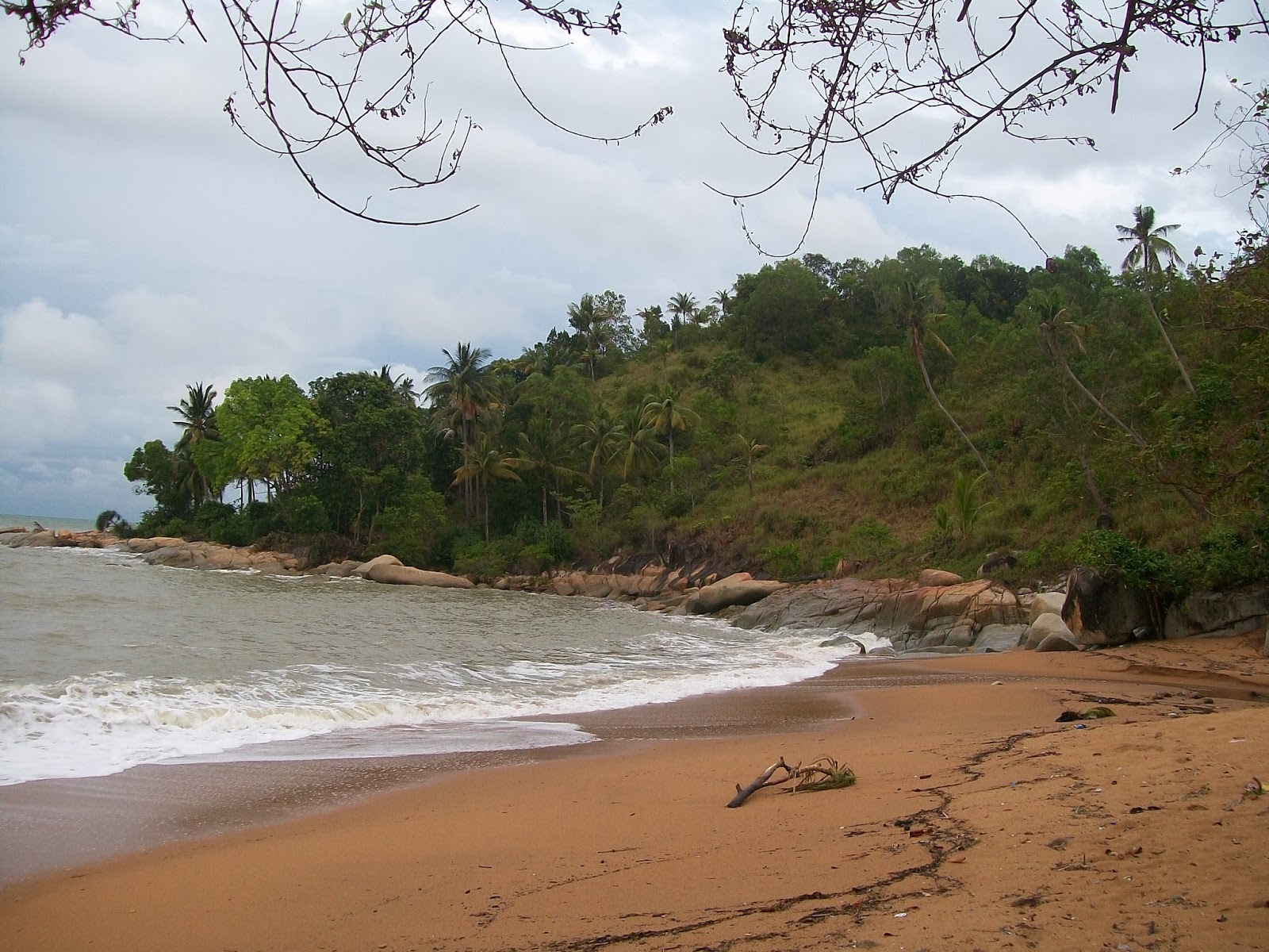 Taman Wisata Pasir Pendek Singkawang Pontianak 100 5134 Kolam Renang