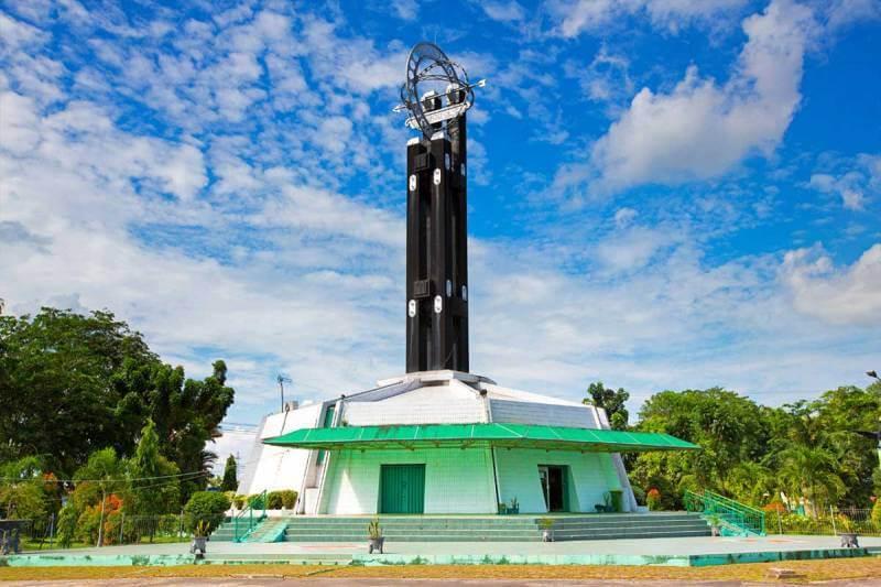 Terbaru Jangan Ngaku Pontianak Tempat Wisata Kolam Renang Jc Oevang