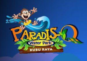 Tiket Masuk Paradis Waterpark Kubu Raya Objek Wisata Air Diresmikan