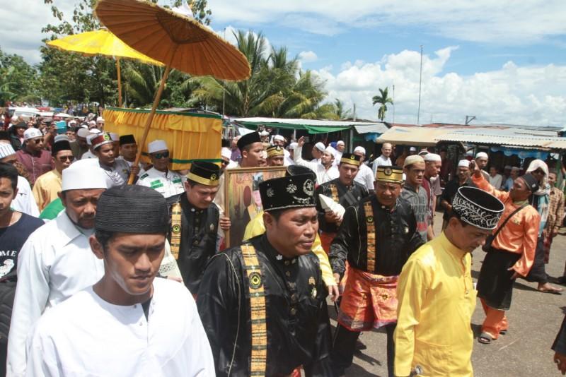 Daerah Wafatnya Sultan Pontianak Meninggalkan Duka Mendalam Masyarakat Makam Kesultanan