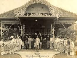 Kumpulan Sejarah Kerajaan Kesultanan Mempawah Makam Pontianak Kab