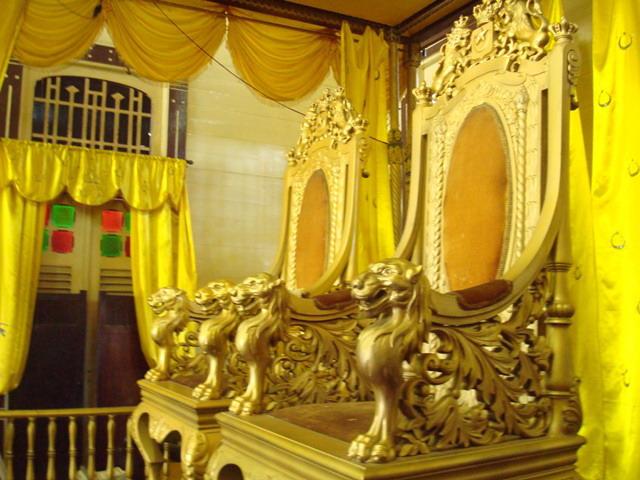 Pariwisata Kalbar Istana Kadriah Pontianak Makam Kesultanan Kab