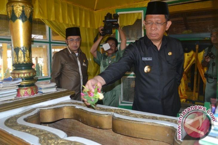 Pontianak Anggarkan Rp2 Miliar Renovasi Makam Kesultanan Antara Kab