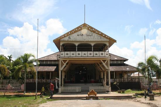Wisata Kota Pontianak Wonderful Indonesia Dibangun 1771 Oleh Sultan Syarif