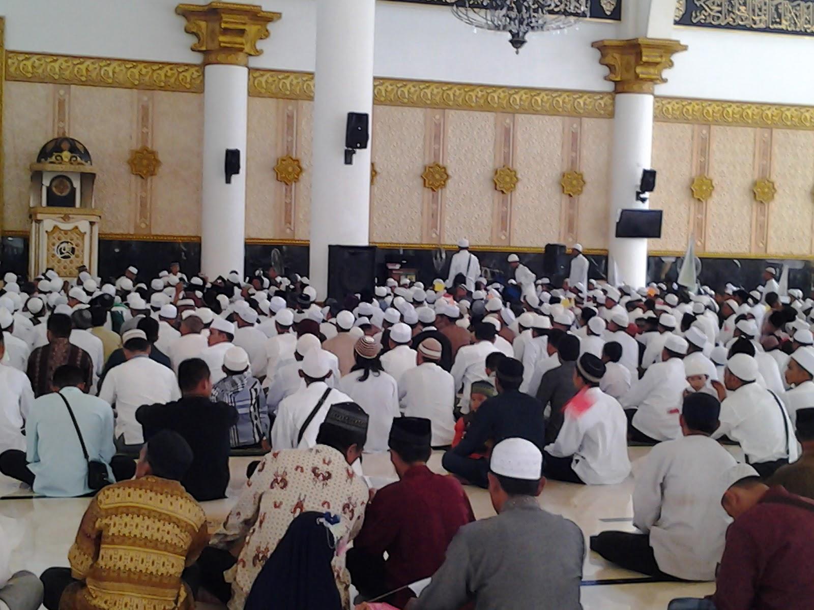 Assyarobut Thohur Masjid Raya Mujahidin Pontianak Galeri Foto Kab