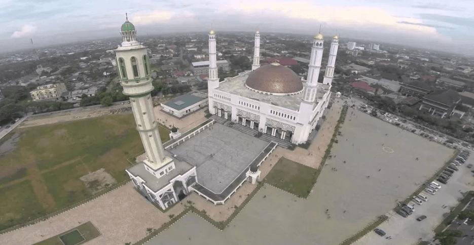 Blog Kontraktor Kubah Masjid Pontianak Raya Mujahidin Kab