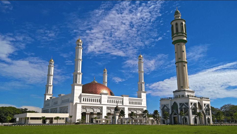 Blog Kontraktor Kubah Masjid Raya Mujahidin Pontianak Kab