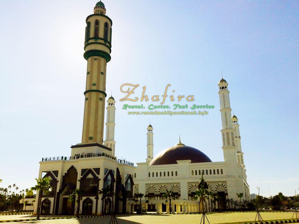 Kalimantan Barat Archives Rental Mobil Pontianak Zhafira Car Masjid Raya