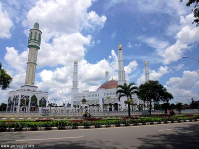 Masjid Ciruas Serang Raya Mujahidin Kategori Lokasi Pontianak Kalimantan Barat