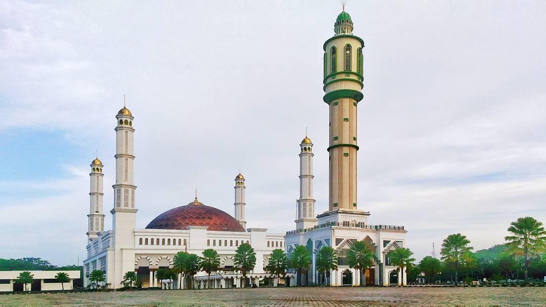 Masjid Raya Instagram Mujahidin Insmg Insmgcrtv4 Insmgpp Masjidrayamujahidin Kab Pontianak