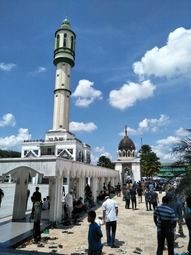 Masjid Raya Mujahidin Suara Jabar Satu Pun Menjadi Salah Kebanggaan