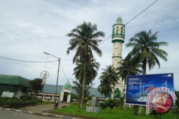 Pembangunan Masjid Raya Mujahidin Butuh Rp19 Miliar Antara News Kab