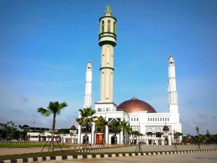 Pengurus Masjid Pontianak Bingung Soal Pedoman Khotbah Anti Raya Mujahidin
