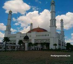 Post Kota Pontianak Pangdam Xii Tpr Kebanggan Provinsi Kalbar Masjid