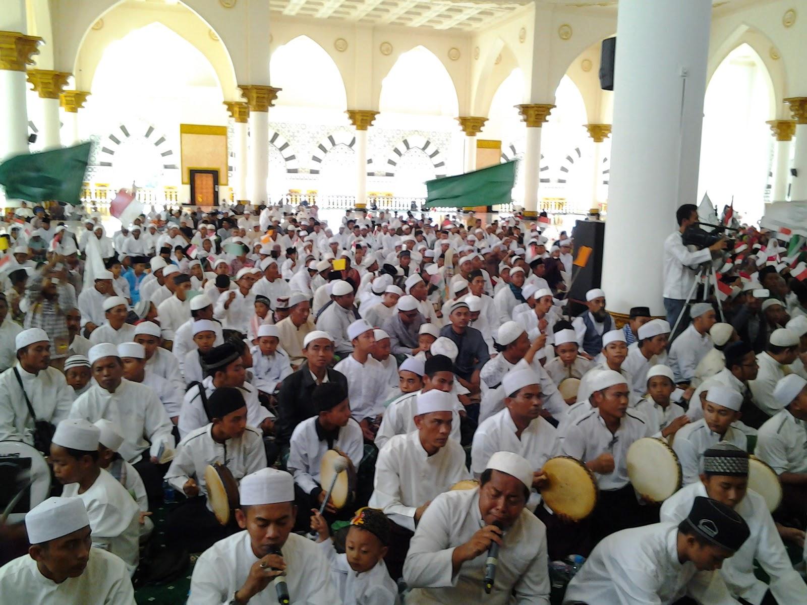 Pp Al Batul Assyarobut Thohur Masjid Raya Mujahidin Pontianak Kab