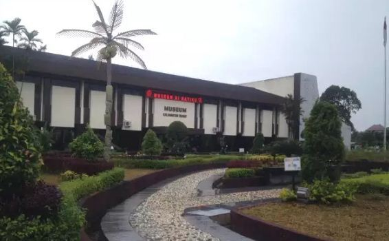 15 Objek Tempat Wisata Pontianak Kalimantan Barat Sekitarnya Museum Menyimpan