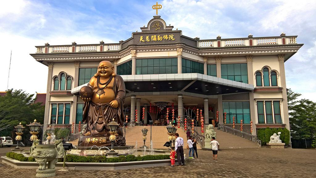 Bakanekobaka Galeri Kab Kubu Raya Februari 2016 Maha Vihara Maitreya