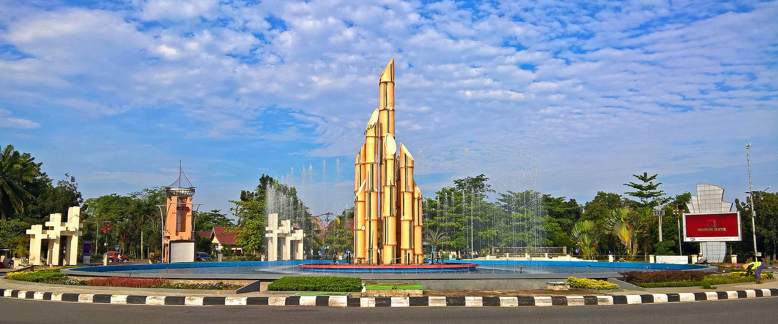Bakanekobaka Galeri Kota Pontianak Kab Kubu Raya April 2016 Monumen